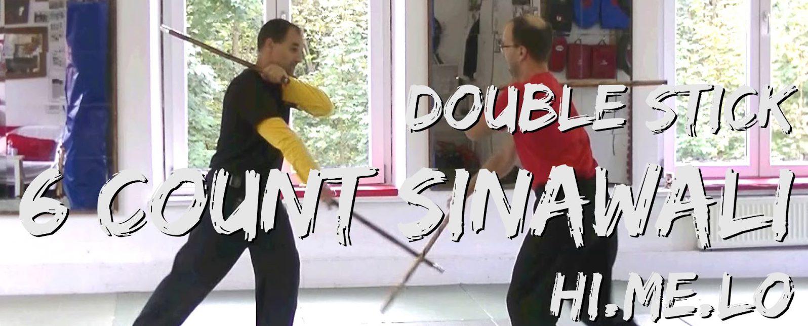 Double Stick 6 count Sinawali Hi.Me.Lo