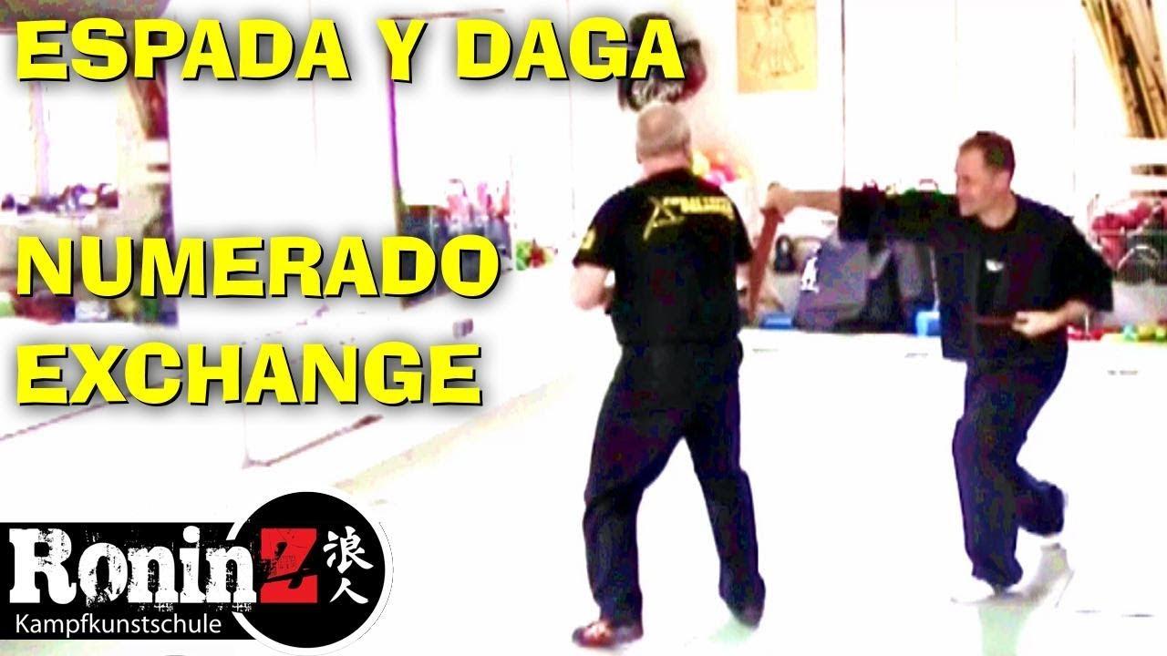 Espada y Daga | NUMERADO EXCHANGE