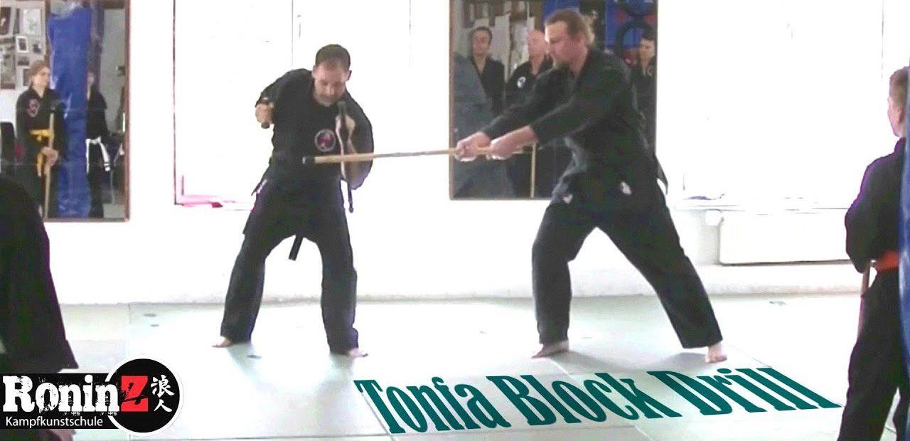 Tonfa Block Drill