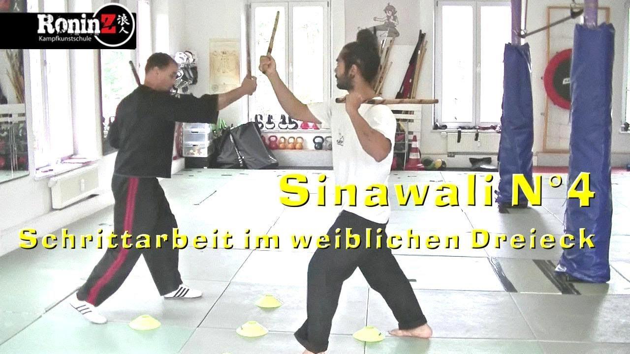 Sinawali N°4 | weibliches Dreieck